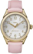 Timex Women's Briarwood Terrace Leather Watch