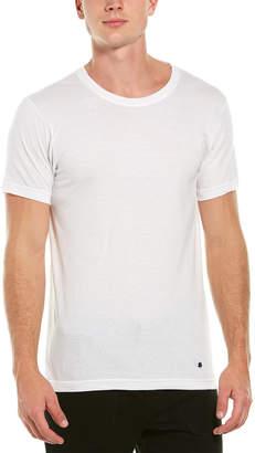 Lucky Brand Set Of 3 Slim Fit Crewneck T-Shirt