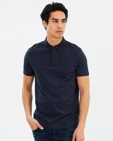BOSS Mottled Regular Fit Polo