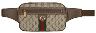 Gucci Beige Ophidia GG Belt Bag