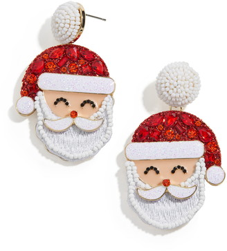 BaubleBar Santa Drop Earrings