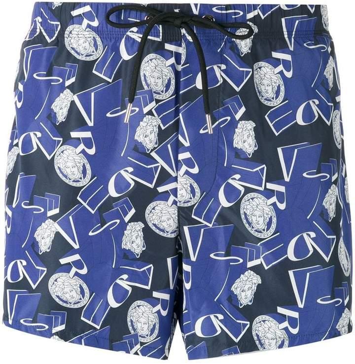 4a2a7616d6 Versace Swim Shorts - ShopStyle UK