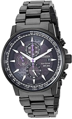 Citizen Black Panther CA0297-52W (Black) Watches