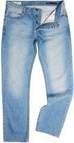 Label Lab Poker Straight Taper Leg Jean