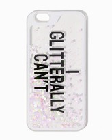 Charming charlie I Glitterally Can't iPhone 6/6+ Case