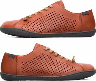 Camper Men's Shoe Sneaker Brown