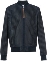 Loewe striped bomber jacket