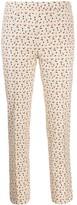 Akris Punto patterned trousers