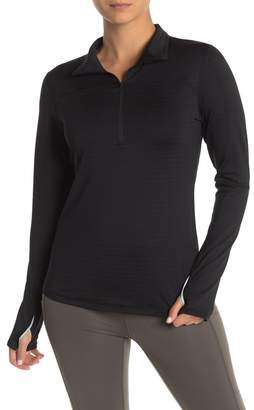 Zella Z By Time Trial Half Zip Pullover