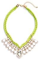 Adia Kibur Women's Teardrop Rope Necklace