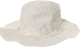 Rusty Jessa Hat White