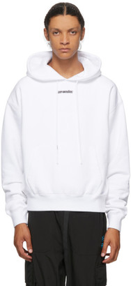 Off-White White Marker Arrows Hoodie