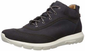 Marc Joseph New York Men's Leather Extra Lightweight Wingtip Ankle Boot