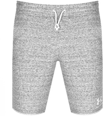 Under Armour Sportstyle Terry Shorts Grey
