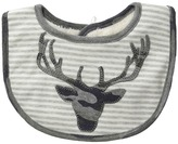 Mud Pie Camo Stag Bib