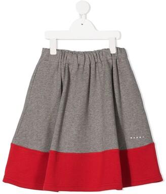 Marni Paneled Skirt