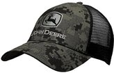 John Deere Men's Digital Camo and Mesh Cap Embroidered