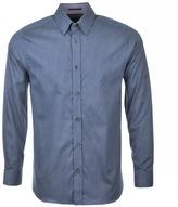 Ted Baker Polserf Shirt Blue