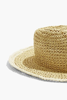Country Road Stripe Straw Hat