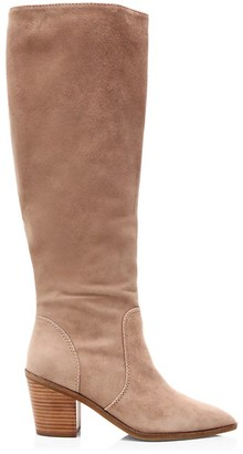 Cole Haan Willa Knee-High Suede Boots