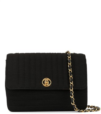 Chanel Pre Owned 1985-1993 Mademoiselle chain crossbody bag