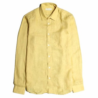 Far Afield Classic Long Sleeve Shirt - Linen - Jojoba