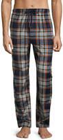 STAFFORD Stafford Microfleece Pajama Pants - Big and Tall