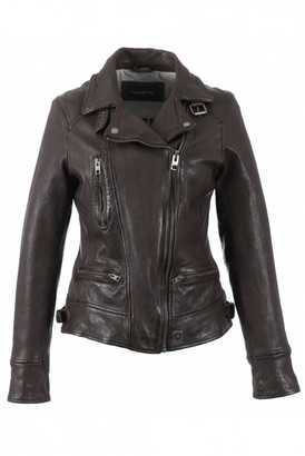 Oakwood Video Leather Jacket - Small