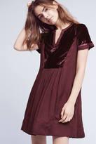 Maeve Velvet Tunic Dress
