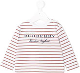 Burberry striped top