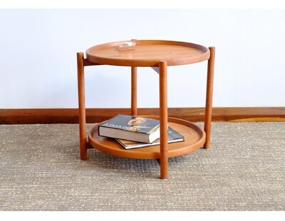 Thumbnail for your product : Masaya & Co Metapa End Table
