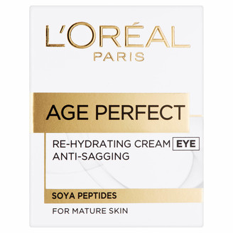 L'Oreal Dermo Expertise Age Perfect Reinforcing Eye Cream - Mature Skin (15ml)