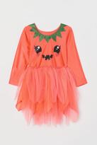 H&M Pumpkin Costume Dress - Orange