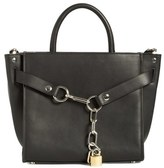 Alexander Wang 'Attica' Leather Tote - Black