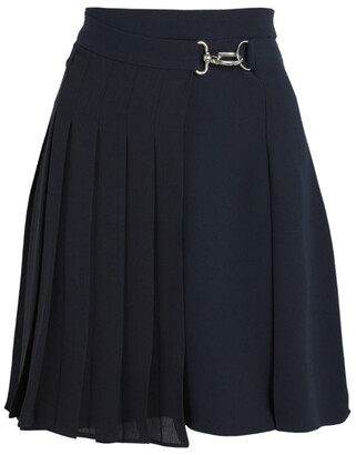 Claudie Pierlot Pleated Mini Skirt