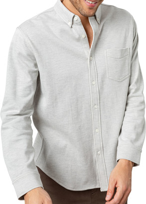 Rails Men's Runson Heathered Pocket Sport Shirt