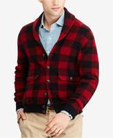 Polo Ralph Lauren Men's Iconic Plaid Cardigan