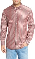 Tommy Bahama Men's Cabana Stripe Standard Fit Sport Shirt
