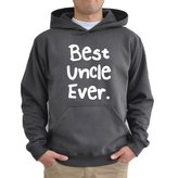 Eddany Best Uncle Ever Hoodie