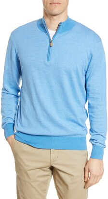 Peter Millar Crown Soft Quarter Zip Pullover