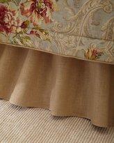 Sherry Kline Home Fresco King Gathered Linen F