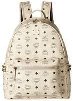 MCM Stark Side-Stud Small Medium Backpack Backpack Bags