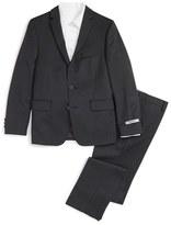 DKNY Boy's Neat Wool Suit