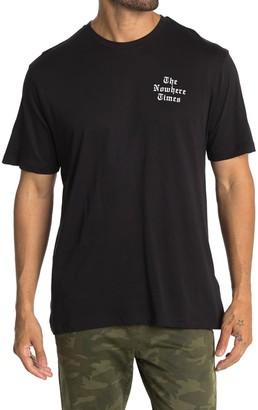 AllSaints Limbo Short Sleeve Crew Shirt