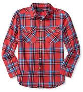 Ralph Lauren Boys 8-20 Twill Woven Shirt