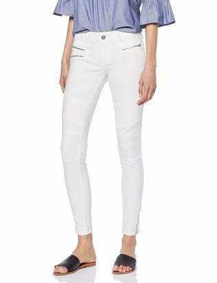 Seven7 Women's Biker Skinny Jeans