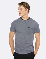 Oxford Leo Printed Spot T-Shirt