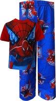 "Spiderman Big Boys' ""Eyes on Freeze"" 2-Piece Pajamas"