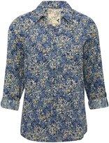 M&Co Ditsy floral print shirt
