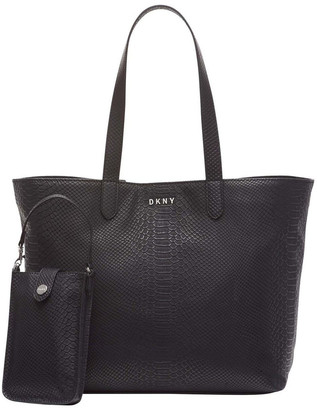 DKNY R01ASG78 Ashlee Double Handle Tote Bag